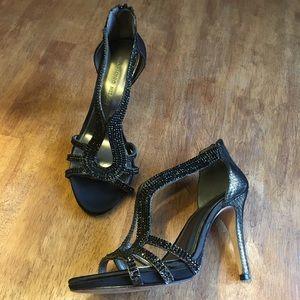 Antonio Melani Jeweled Heels